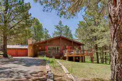 Angel Fire Single Family Home Active/Under Contract: 14 Champions Terrace