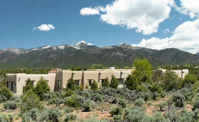 Taos Single Family Home For Sale: 317 Hondo Seco Rd