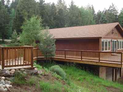 Angel Fire Single Family Home Active/Under Contract: 31 Back Basin