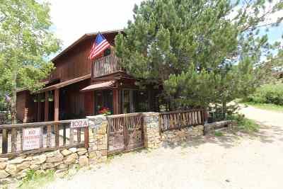 Red River Single Family Home For Sale: 102a Oro Fino