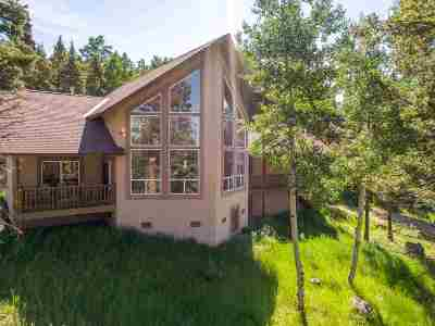 Angel Fire Single Family Home For Sale: 24 Cheerful Way
