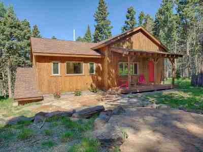 Angel Fire Single Family Home For Sale: 13 High Needle Overlook