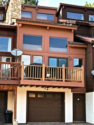 Angel Fire Townhouse For Sale: 59 N Angel Fire Rd Unit 9