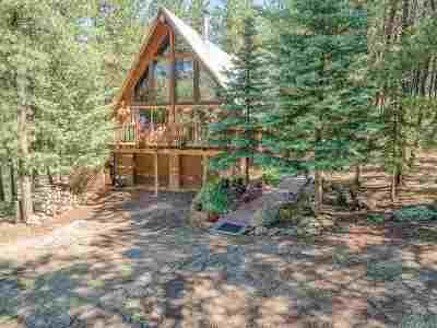 Angel Fire Single Family Home For Sale: 50 Pinehurst Way