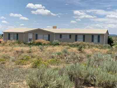 El Prado Single Family Home For Sale: 128 Toda Vista