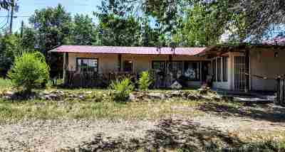 Ranchos De Taos Single Family Home For Sale: 129 Dona Ana Drive