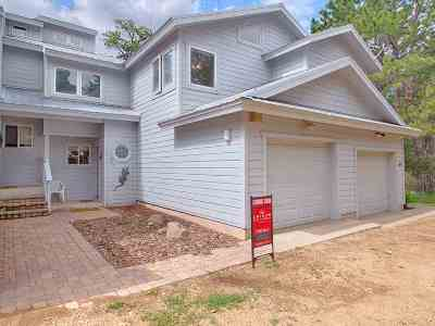 Angel Fire Townhouse For Sale: 40 Mammoth Mountain Rd Mountain Haven 12