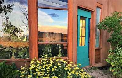 El Prado Single Family Home For Sale: 34a Sugar Lane
