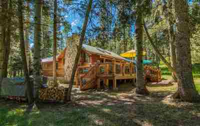 Angel Fire Single Family Home Active-Price Changed: 45 Rio Grande Terrace