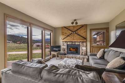 Angel Fire Condo For Sale: 11 Mammoth Mountain