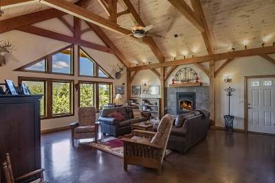 Angel Fire Single Family Home For Sale: 37 Oakwood Lane