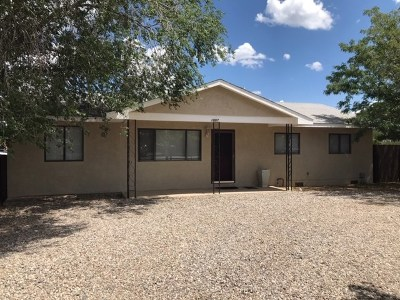 Taos Single Family Home For Sale: 1007 Calle De Oro