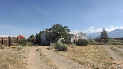 Taos Single Family Home Active/Under Contract: 18 Toda Vista Road