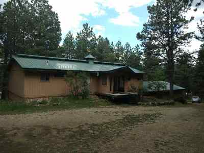 Angel Fire Single Family Home For Sale: 32 Via Contenta