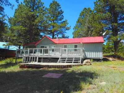 Taos Single Family Home Active/Under Contract: 52 Lodge Road