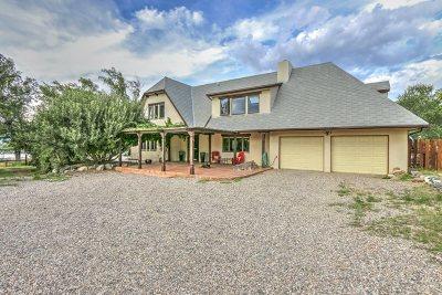 Taos Single Family Home For Sale: 616 Fernandez
