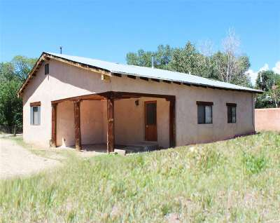 Taos Single Family Home For Sale: 241 Simpson