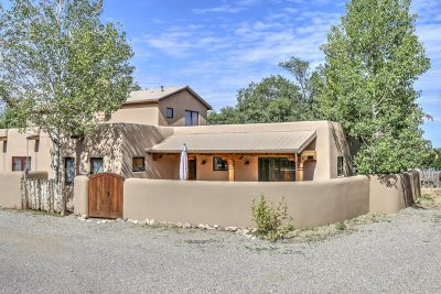 Taos Condo For Sale: 630 Zuni 8