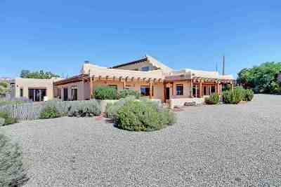 Taos NM Single Family Home For Sale: $579,000