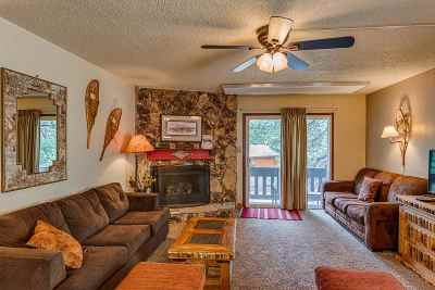 Angel Fire Condo For Sale: 16 Jackson Hole Rd Wren 206