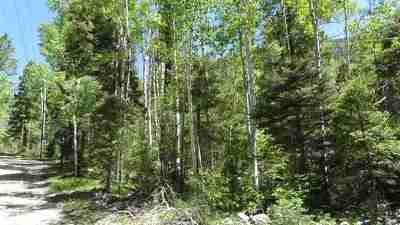 Taos Residential Lots & Land For Sale: Block 5 Lot 1 Highway 150