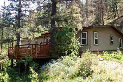 Taos County Single Family Home Active-Extended: 14 Camino Alto