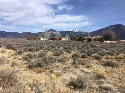 Taos Residential Lots & Land Active-Extended: Lot 13 Chamisa Vista Subdivision