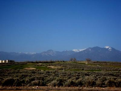 Taos Residential Lots & Land Active-Extended: 27 Los Cordovas Drive