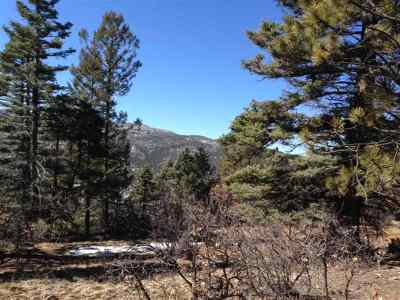 Taos Residential Lots & Land For Sale: Off Of Highway 64e