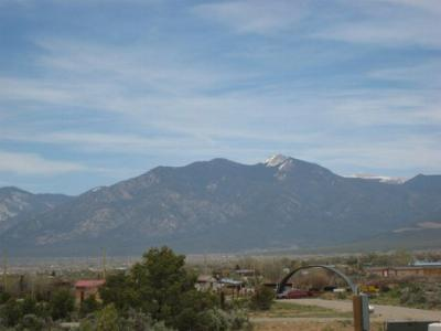 Taos Residential Lots & Land Active-Extended: C Calle Mondragon