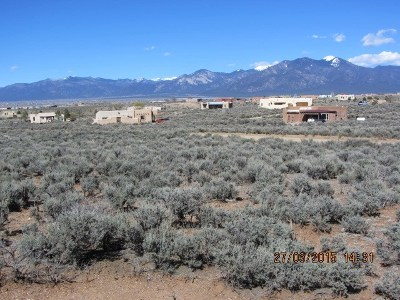 Taos Residential Lots & Land Active-Extended: Lot 60 D Irish Rd