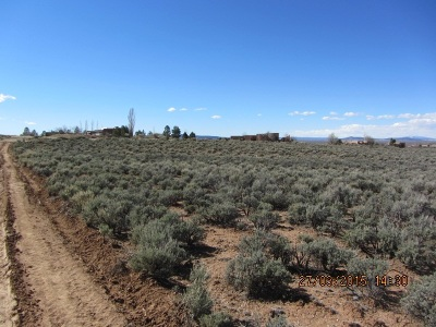 Taos Residential Lots & Land Active-Extended: Lot 60 B Irish Road