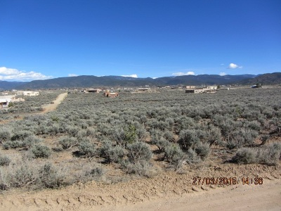 Taos Residential Lots & Land Active-Extended: Lot 60 C Irish Road