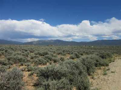 Taos Residential Lots & Land Active-Extended: Blueberry Hill