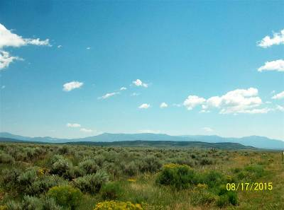 Taos Residential Lots & Land Active-Extended: Tract B1 Highway 64