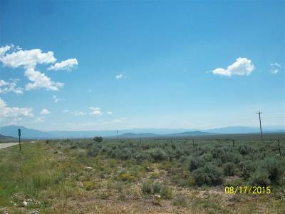 Taos Residential Lots & Land Active-Extended: Tract B3 Highway 64