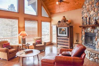 Red River Single Family Home Active-Extended: 4 Black Copper Canyon Road