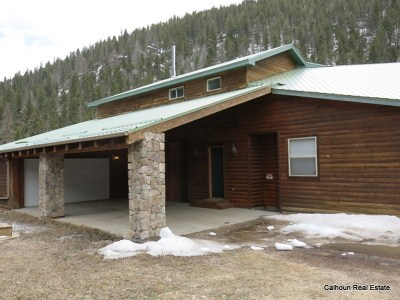 Taos County Single Family Home Back On Market: 1949 Hwy 578
