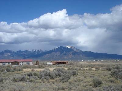 Taos Residential Lots & Land Active-Extended: * Camino Tortuga