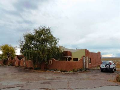 Taos County Multi Family Home Active-Price Changed: 142 State Road 522