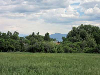 Taos Residential Lots & Land Active-Extended: Pacheco Rd El Salto Road