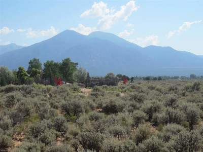 Taos Residential Lots & Land Active-Extended: Lot 10 Eototo Road