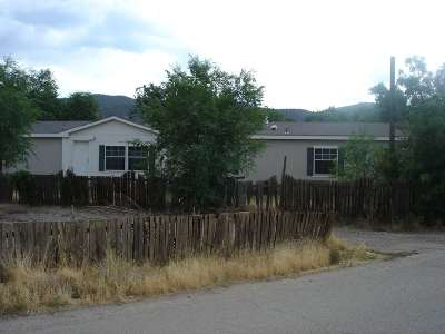 Taos County Single Family Home Active-Price Changed: 829 Witt Road