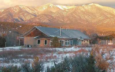 Taos County Single Family Home For Sale: 48 Hondo Seco Road
