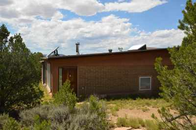 Taos County Single Family Home For Sale: 48b Hondo Seco Road