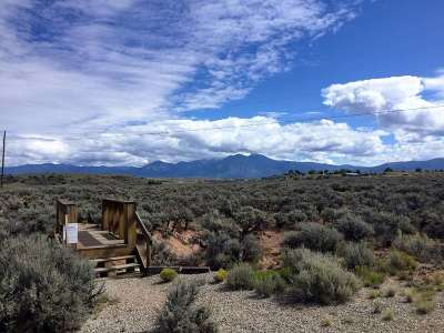 Taos Residential Lots & Land For Sale: ... Tomas H Romero Rd