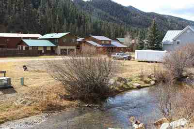 Red River Residential Lots & Land For Sale: Lot 4 Tenderfoot Village