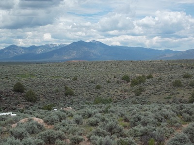 Taos Residential Lots & Land Active-Extended: Lot 10 Paseo De La Barranca
