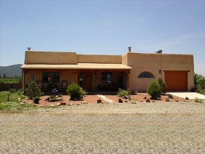 Taos County Single Family Home Active-Extended: 89 El Tros Rd