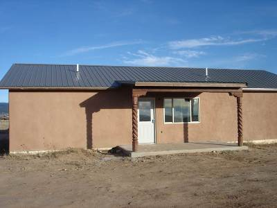 Taos County Single Family Home For Sale: 1a Arasely Rd